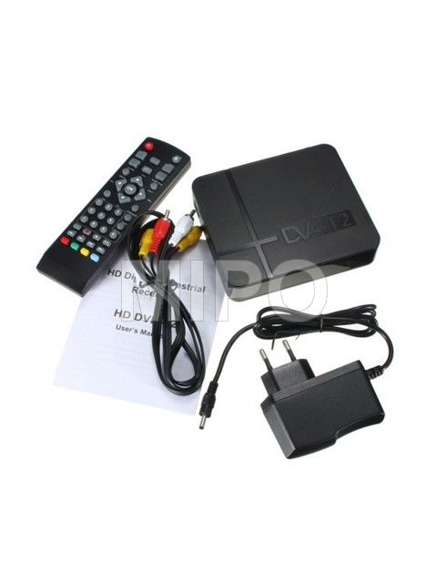 Set Top Box HD DVB T2 K2