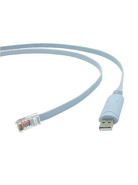 USB to RJ45 Console Cable