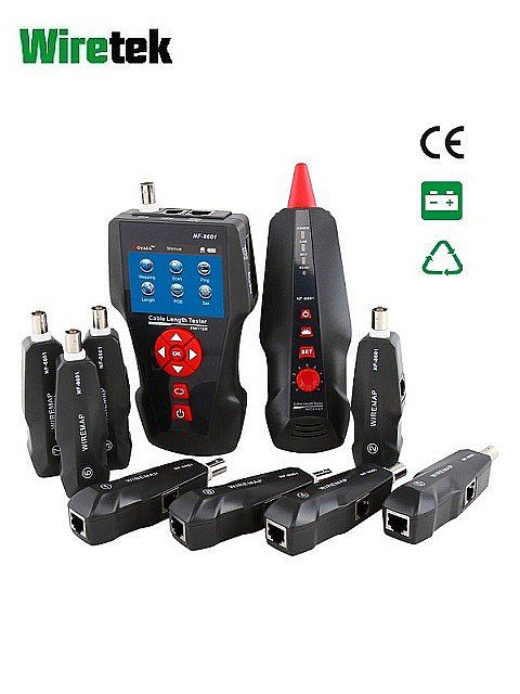Cable Tester Digital NF-8601W