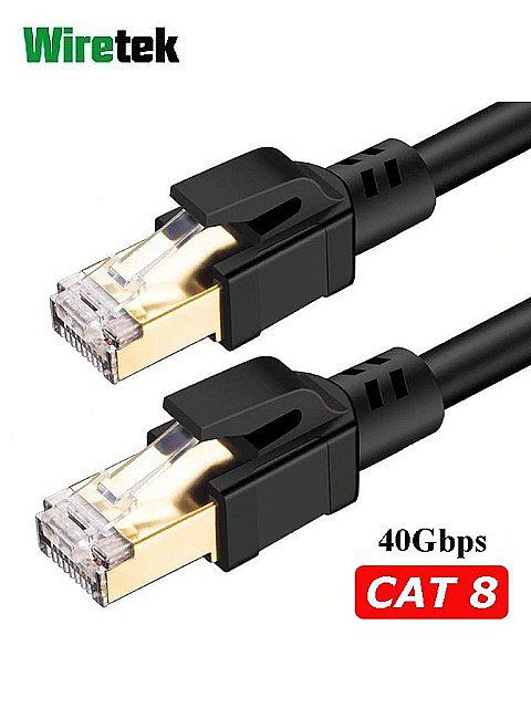 LAN Cat 8 Gigabit Ethernet Network Cable 3 meter
